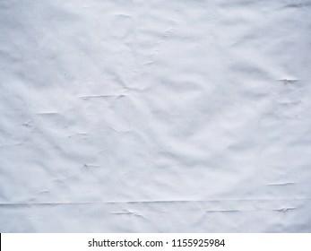 old white tarpaulin fabric texture background
