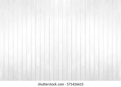 Old white wood texture background. wood plank natural with pattern for design
