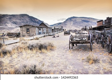old wild west, united states