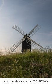 The old Windmill at Brill in the Vale of Aylesbury Buckinghamshire