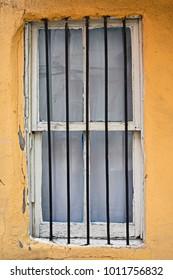 Old Window with Lattice