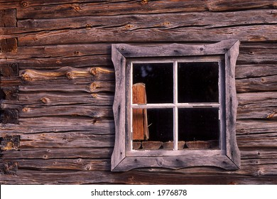 Royalty Free Log Cabin Window Images Stock Photos Vectors