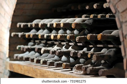 OLD WINE IN OLD WINERY