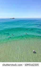 Old Women Island, Sunshine Coast, Queensland.
