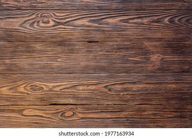 old wood background braun color - Shutterstock ID 1977163934