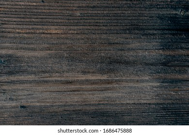 old wood board textured and dark - Shutterstock ID 1686475888
