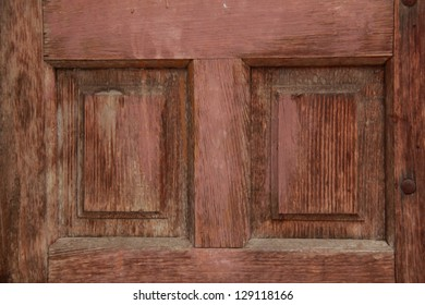 Old wood door texture