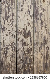 Old wood with old paint