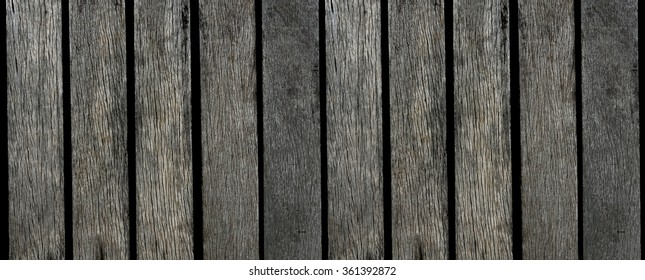 Old wood plank for background