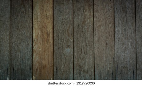 old wood plank texture of barn wall background