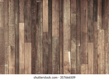 old wood plank wall background