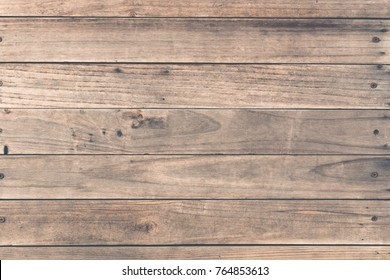 Old wood plank wall for design and decoration