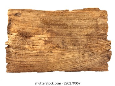 old wood planks textures isolated on white,horizontal