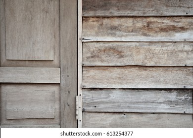 Old Wood texture background, wood planks