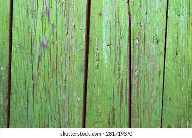 Old wood texture with deep cracks