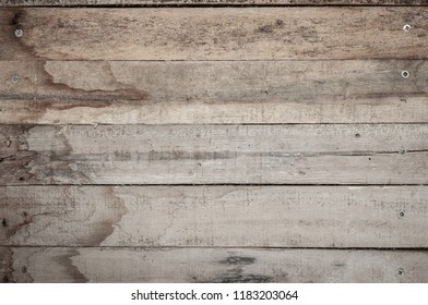 Old wood texture. Plank wood table background