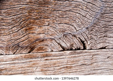 Old Wood Texture. Wooden Textured background, closeup
