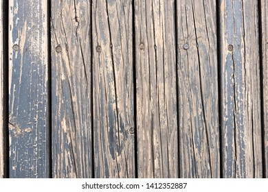 old wooden background on the ground with nobody
