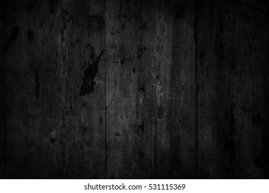 Old Wooden Background Rustic Style Blackboard Grunge Texture