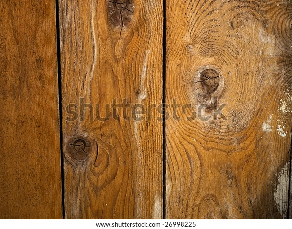 Old wooden background usable for texture and wallpapers...