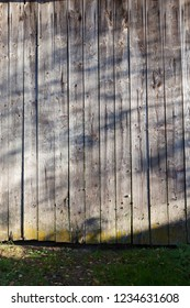 Old wooden barn wall background