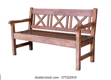 Marvelous Imagenes Fotos De Stock Y Vectores Sobre Wooden Bench Gmtry Best Dining Table And Chair Ideas Images Gmtryco
