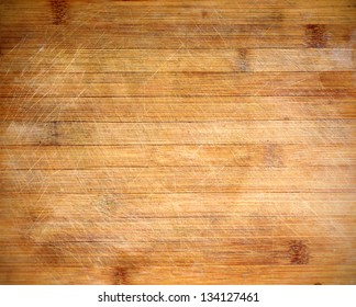 Old wooden board, background