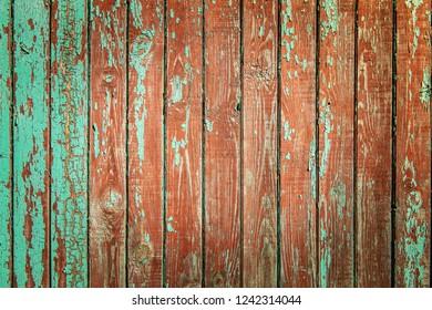 old wooden boards, OLD WOODEN SLATS