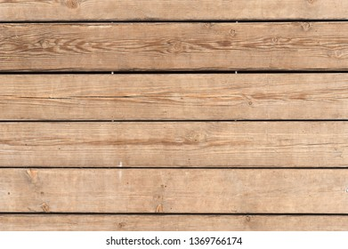 old wooden boards without paint