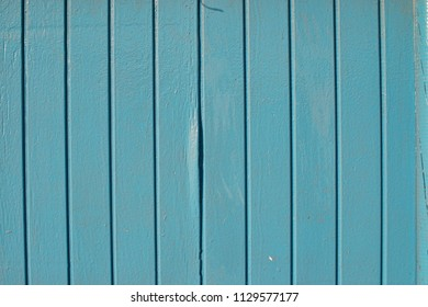 Old wooden door in a closeup take