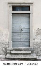 Old wooden entrance door background, Front wooden door, Historic main door to old house