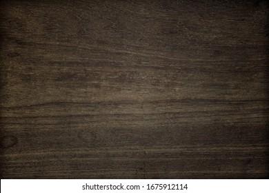 Old wooden floorboard textured background. - Shutterstock ID 1675912114