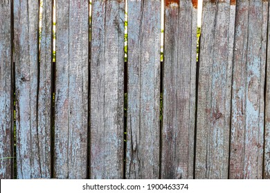 Old wooden gray wall background or texture.