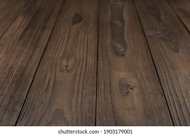 Old wooden plank background with selective focus. Wood Texture.