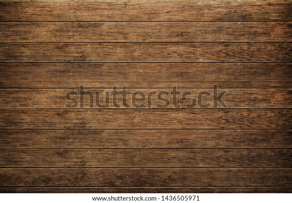 Old wooden planks background texture