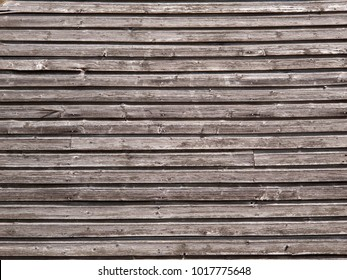 Old wooden shed background texture