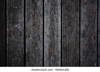 old wooden texture background / wooden floor-wall