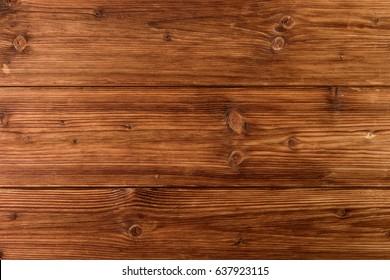 Old wooden texture background. Sunburned planks horizontal
