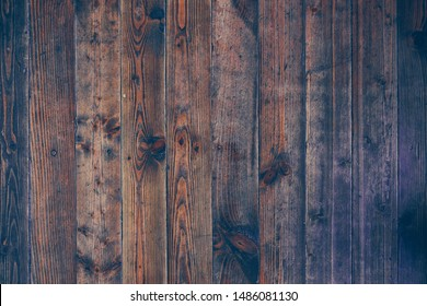 Old wooden wall background or texture. Old Vintage dirty grunge Planked Wood Texture Background.