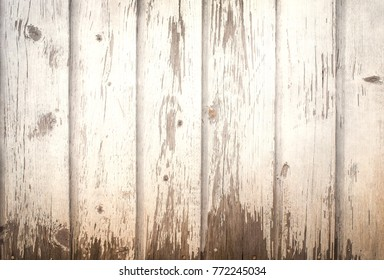 An old wooden wall. Whitewashed white paint. Deadpan style. Texture of old boards.