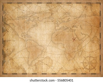 Antique world map images stock photos vectors shutterstock old world map background gumiabroncs Gallery