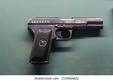 Old world war II pistol