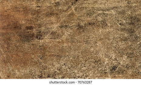 old worn faded leather is perfect for background
