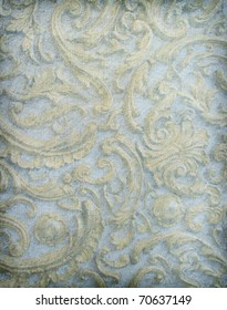 Old worn paper  with classy patterns