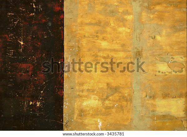 old worn wall