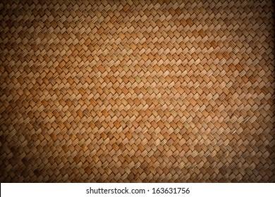 Old woven wood pattern - lomo