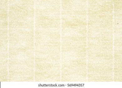 Old yellow parchment paper with watermark vertical