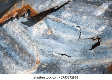 Old zinc background molder abstract for backgrounds and wallpapers