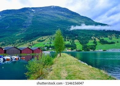 Olden Village Norway
