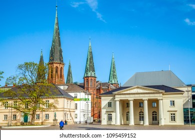 Oldenburg, Castle, Church, Germany